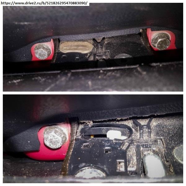 Открываем багажник Ниссан Кашкай