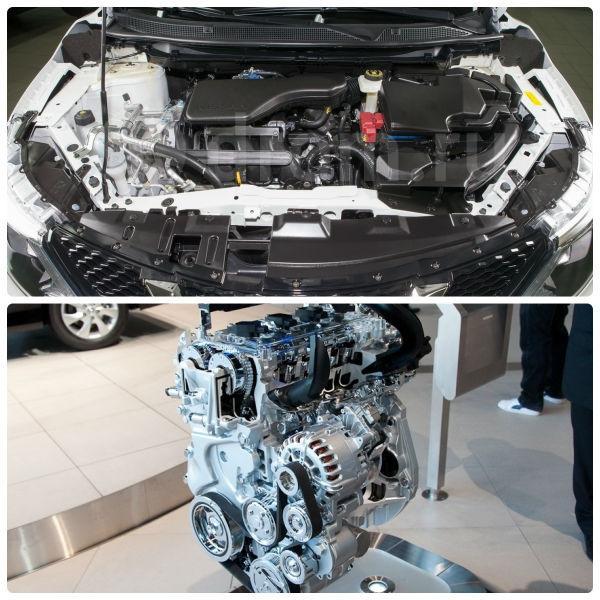 MR20DD 2.0 бензин