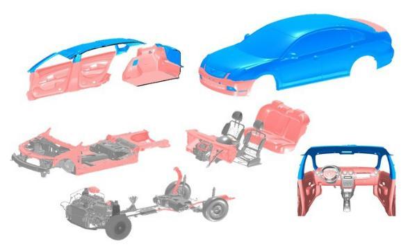Renault Logan, Nissan Bluebird Sylphy и Nissan Almera G15