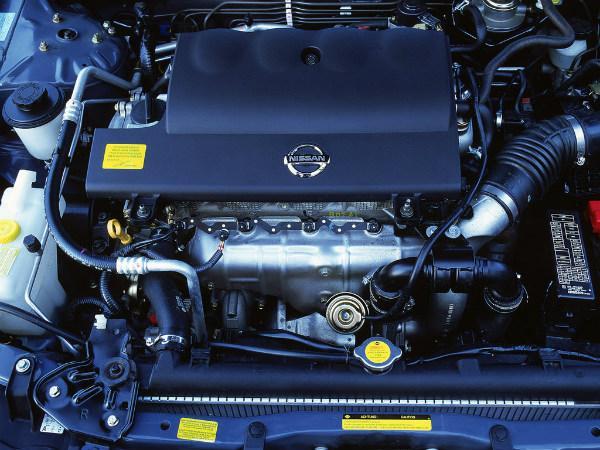 Под капотом Nissan Almera N16