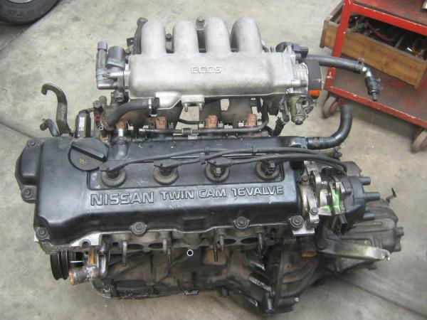 Двигатель Альмера Н15 1.6
