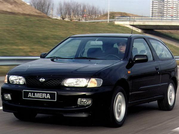 Nissan Almera N15 SR