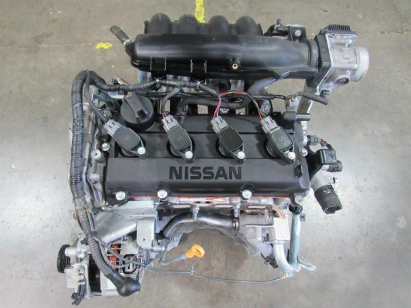 Двигатель X-Trail T30 QR25