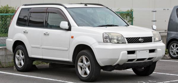 X-Trail T30 белый