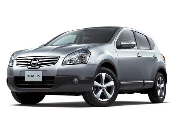 Nissan Dualis рестайлинг
