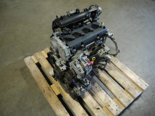 Двигатель Nissan Teana j31