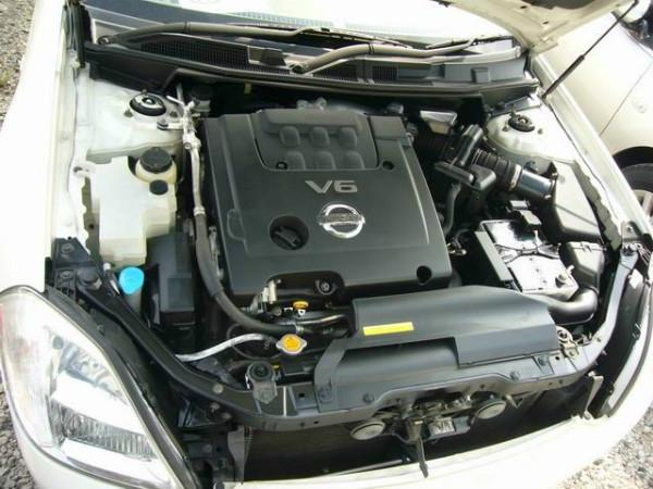 Nissan Teana j31