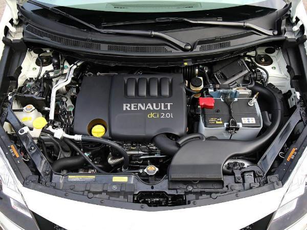 R9M под капотом Renault