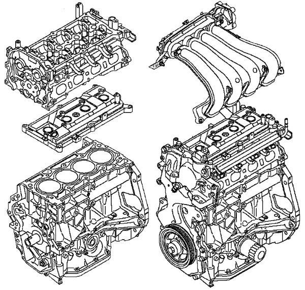 Схема MR20DE