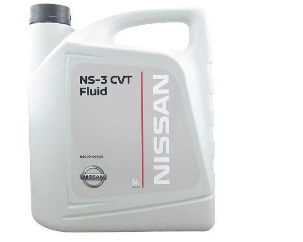 Масло для вариаторов Nissan