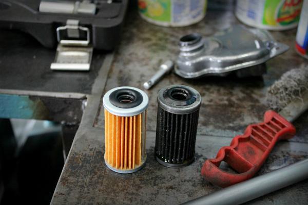 Фильтры тонкой очистки вариатора Ниссан