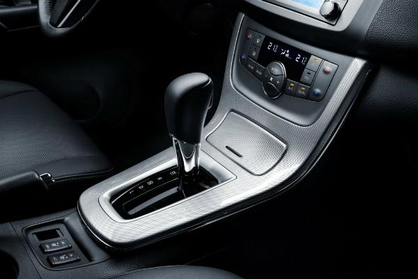 Рычаг вариатора Nissan Sentra