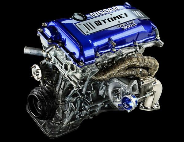 Двигатель Ниссан SR20DET