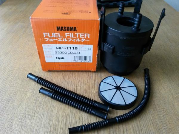 Топливный фильтр Masuma