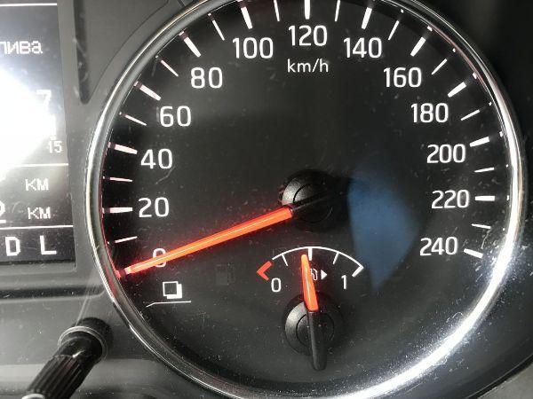 Стрелка уровня топлива Nissan X-TrailT31
