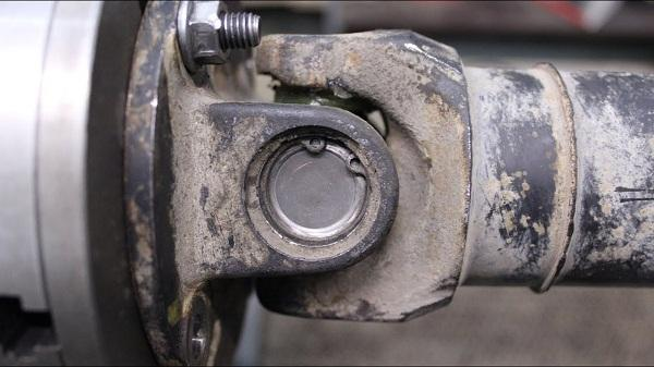 Диагностика карданного вала Х-Трейл т31