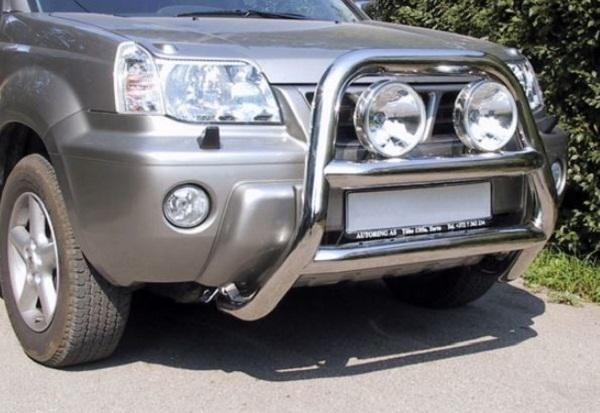 Кенгурятник Nissan X-Trail T30