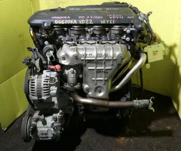 Тюнинг двигателя YD22DD Ниссан Т30
