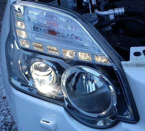 лампы Ниссан Х-Трейл Т31