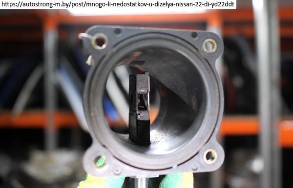 ДМРВ двигателя YD22DDTi