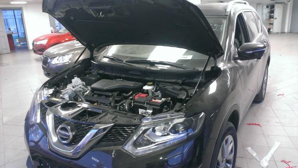 Интервал замены масла в вариаторе Nissan X-Trail t31