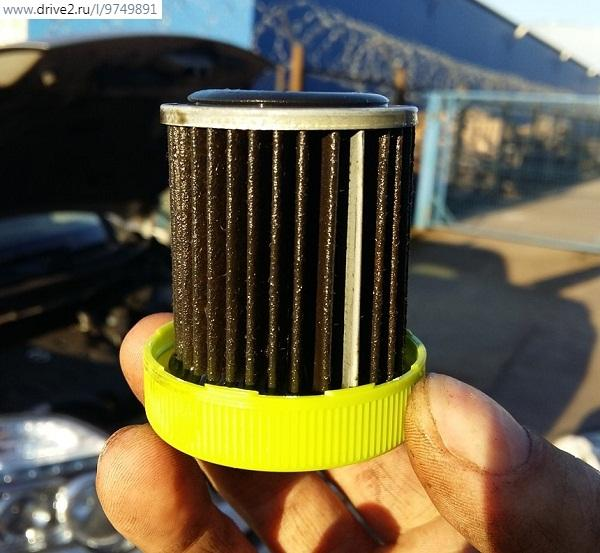 Масляный фильтр Х-Трейл т31
