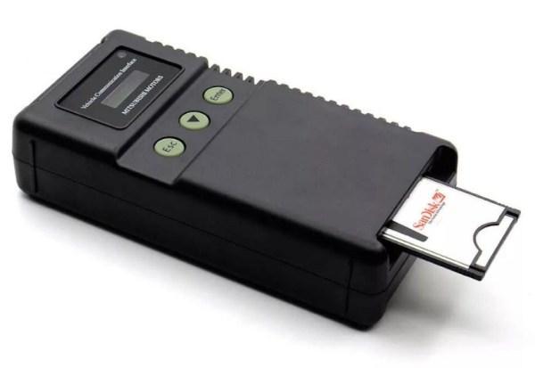 Автомобильный сканер M.U.T.-III