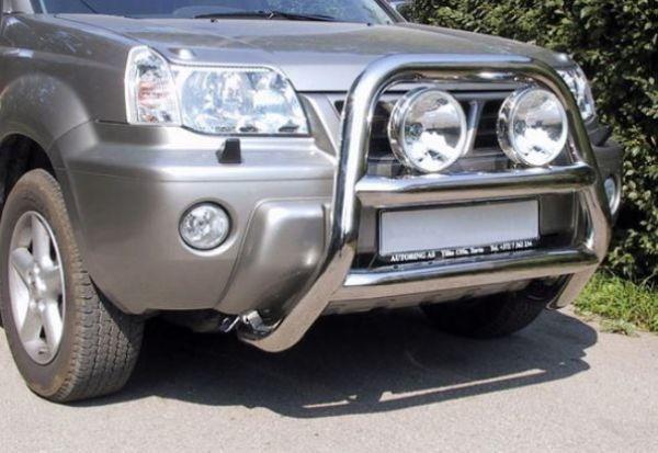 Кенгурятник Nissan X-Trail T31