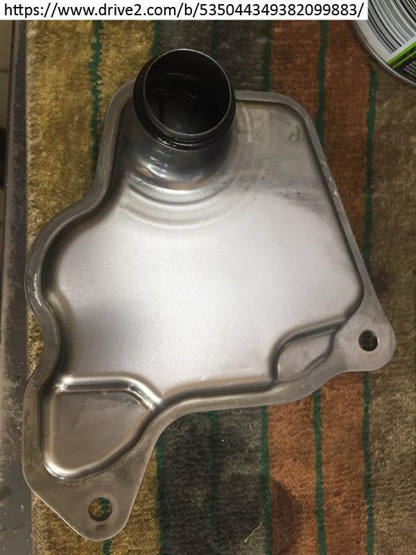 фильтр грубой очистки Nissan X-Trail T32
