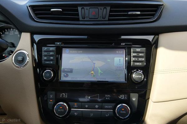 система Nissan connect