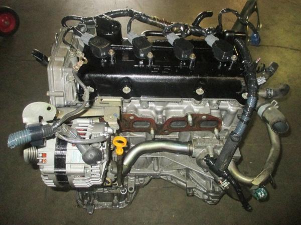двигатель Ниссан QR20DE
