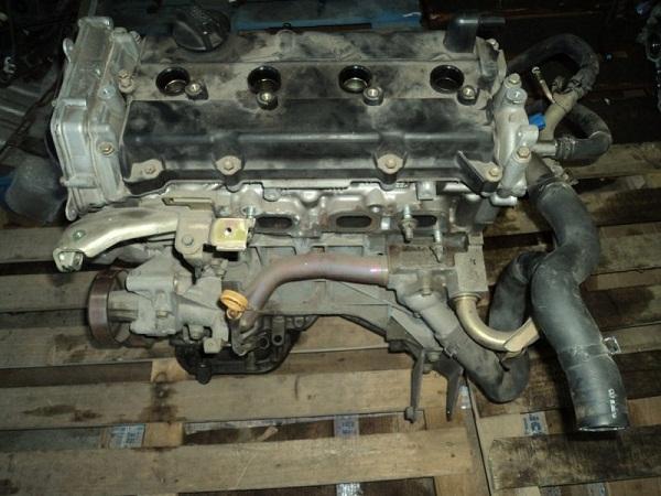 Двигатель QR20DD