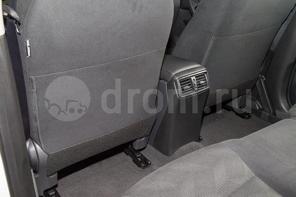 Карманы на спинках сидений X-TrailT32 SE