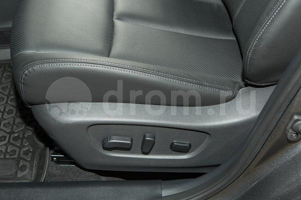 Электропривод передних сидений X-TrailT32 Комплектация LE