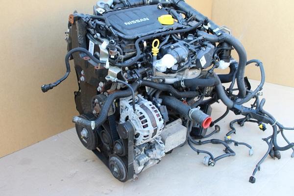 Дизельный двигатель M9R