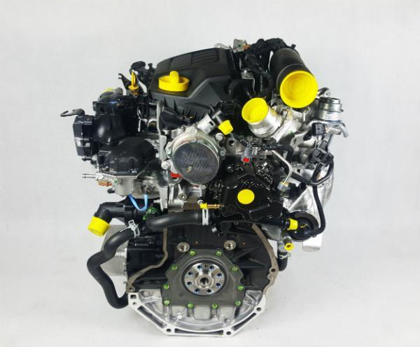 Дизельный двигатель R9M