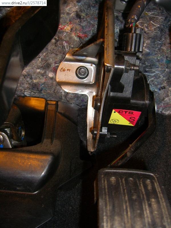 снятие электромотора Х-Трейл т31