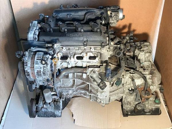 Силовой агрегат QR20DE Nissan X-Trail T30