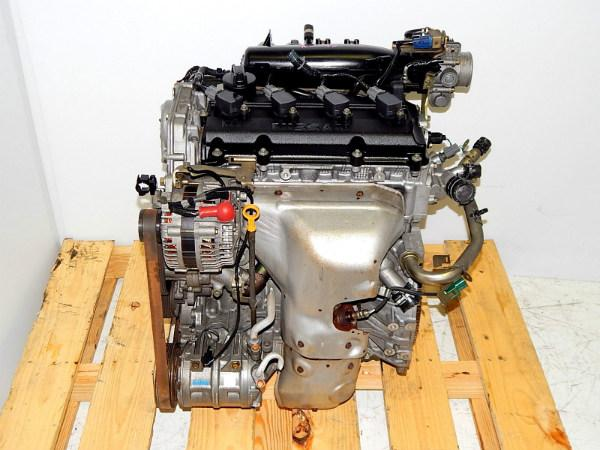Силовой агрегат QR25 Nissan X-Trail T30