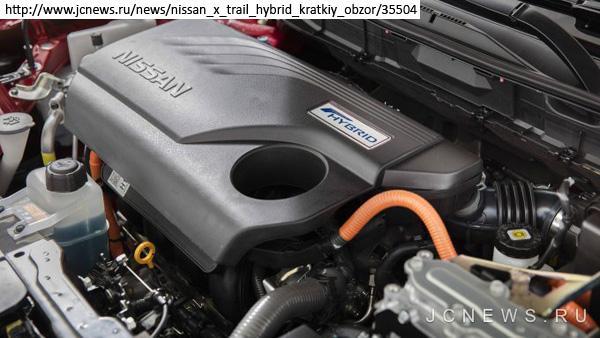 бензиновый мотор MR20DD Nissan X-Trail hybrid