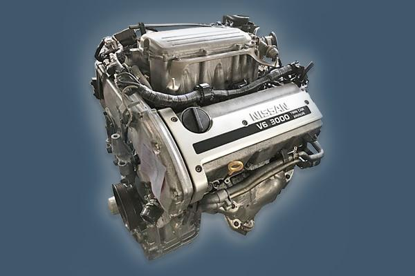 Двигатель VQ30DE