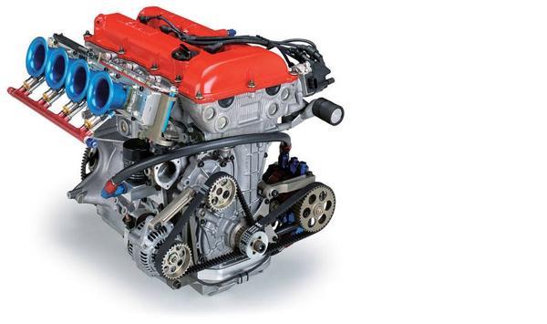 Двухлитровый двигатель SR20