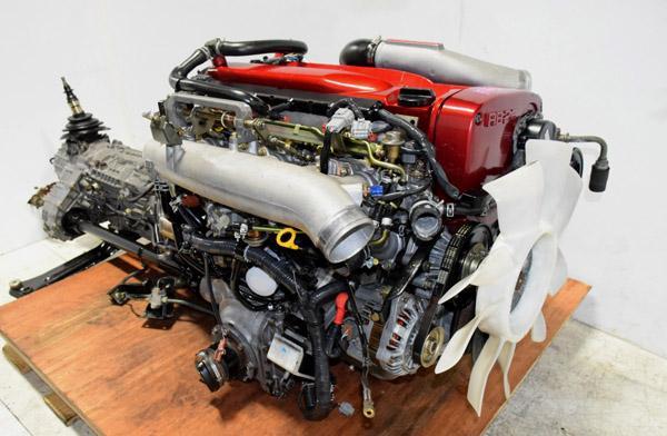 Двигатель RB26DETT