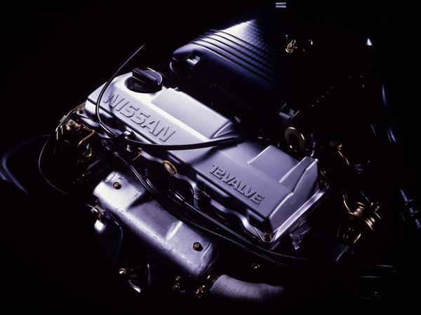 GA15S- карбюраторныйдвигатель