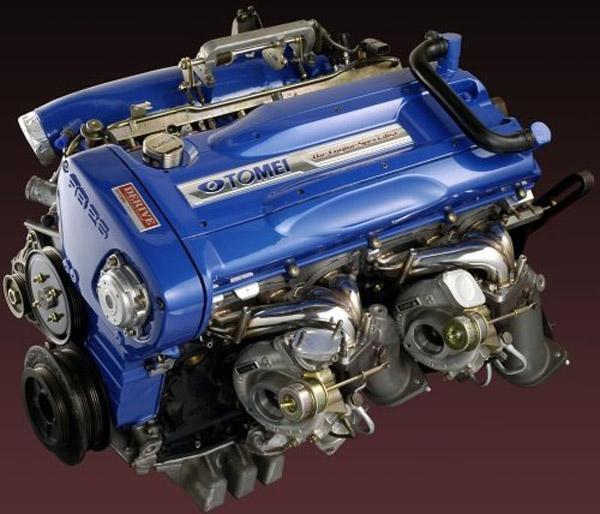 ДвигательRB26DETTN1