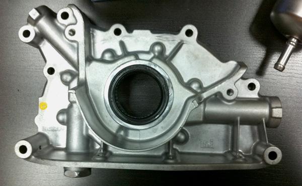 Масляный насос двигателя RB26DETT N1
