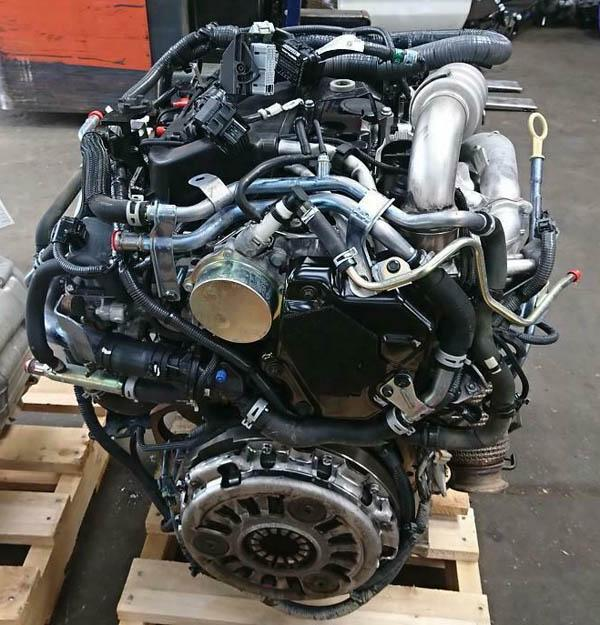 Двигатель YS23DDTT