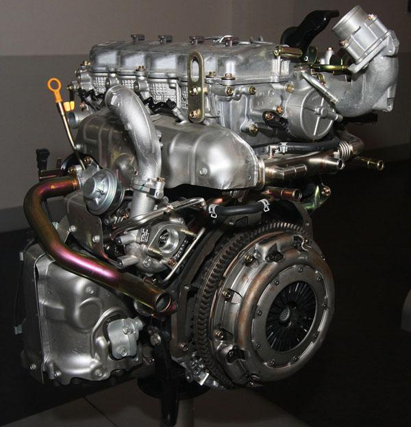 Двигатель YD22DDTi