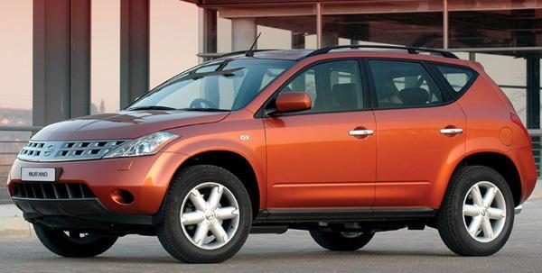 Nissan Murano I поколения