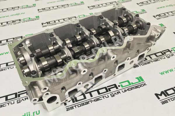 ГБЦ двигателя YD25DDTi